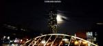 Moonlight over Manchester