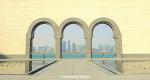 Doha through the arches