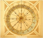 Ceiling circle