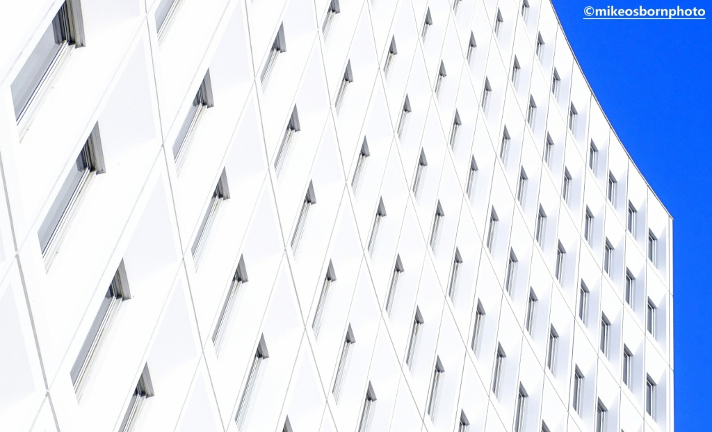 New building, Christchurch, New Zealand