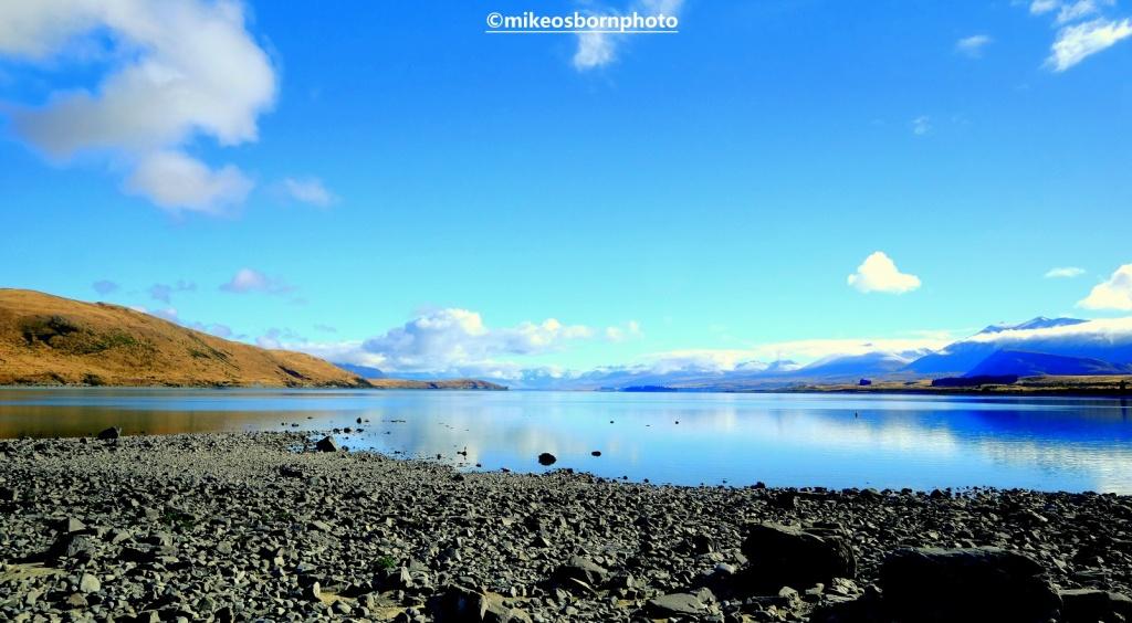 Lake Tekapu, New Zealand