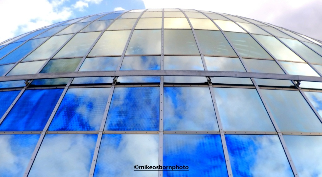 Perlan dome, Reykyavik, Iceland