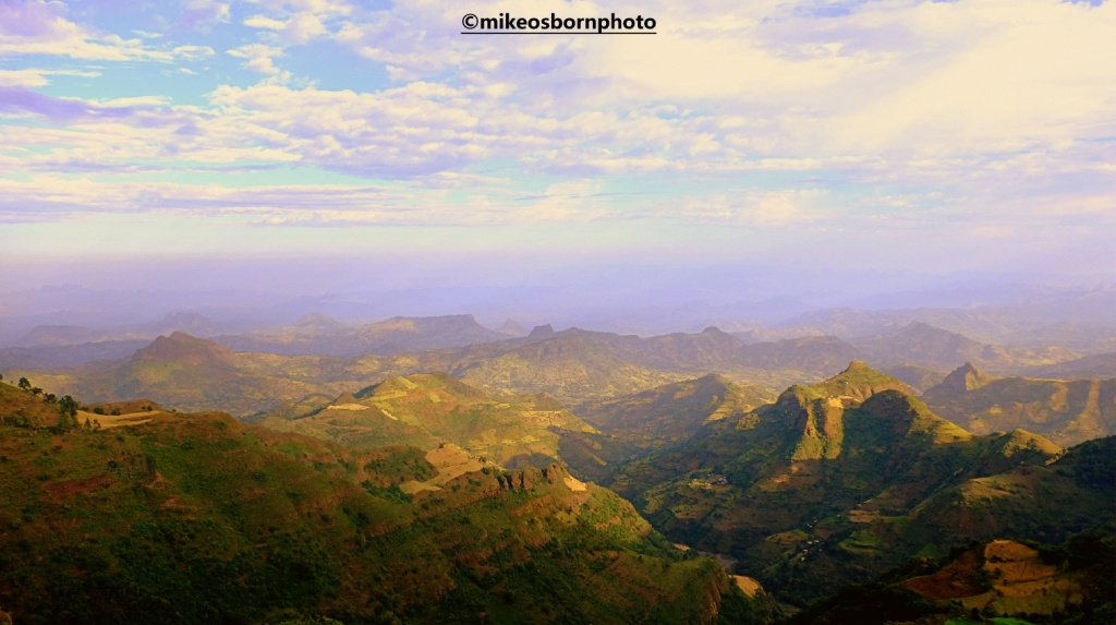 Highlands of Ethiopia
