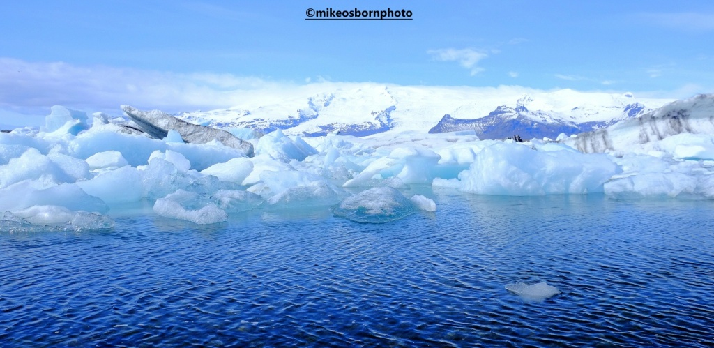 Jökulsaron glacier lake, Iceland