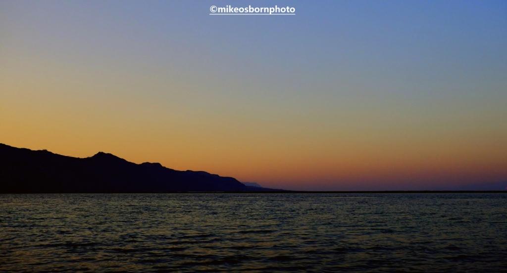 Sunset, Dead Sea