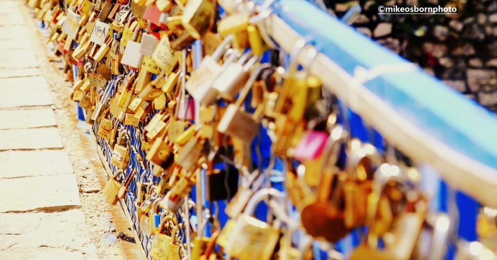 Lovelocks in Prizren, Kosovo