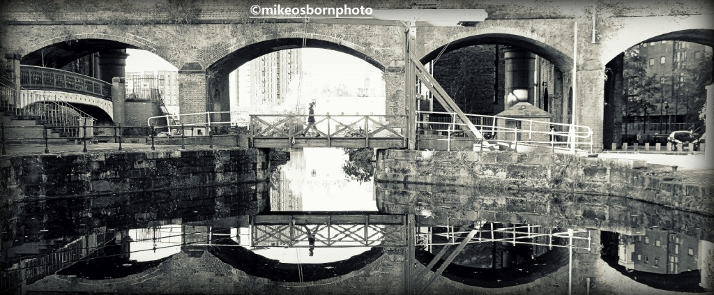 Bridgewater Canal at Slate Wharf, Manchester