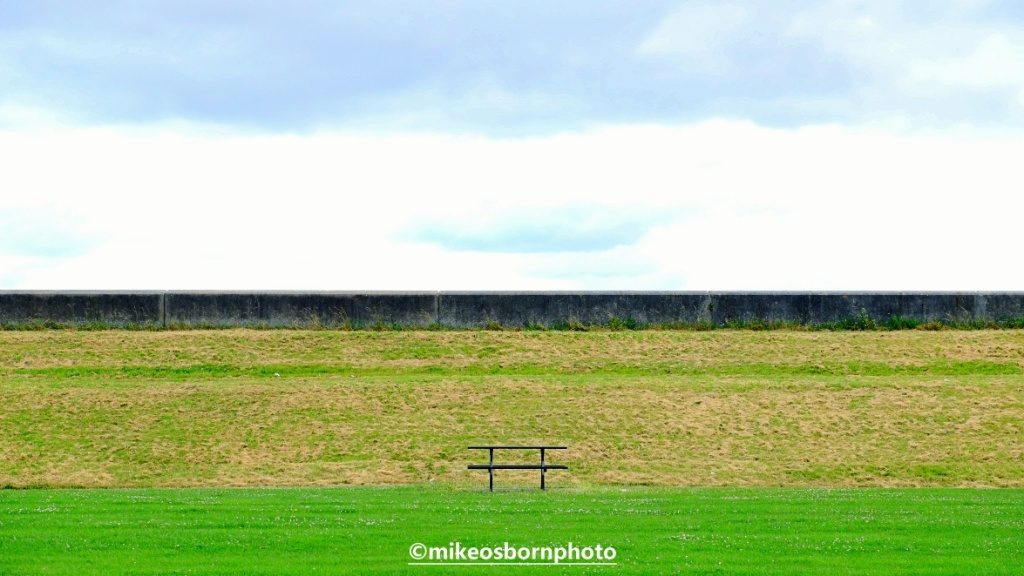 Bench, Canvey Island, Essex