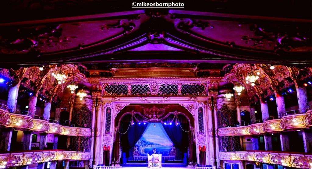 Interior of Tower Ballroom, Blackpool