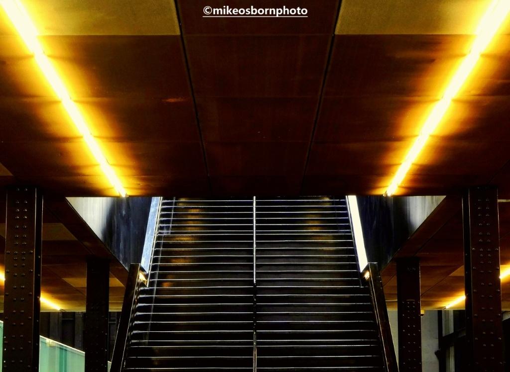 Tate Modern interior, London