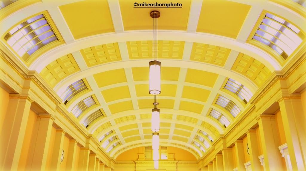 Custom House interior, City of London