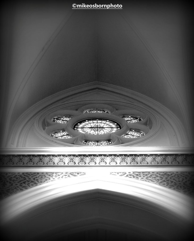 New West End Synagogue interior, London
