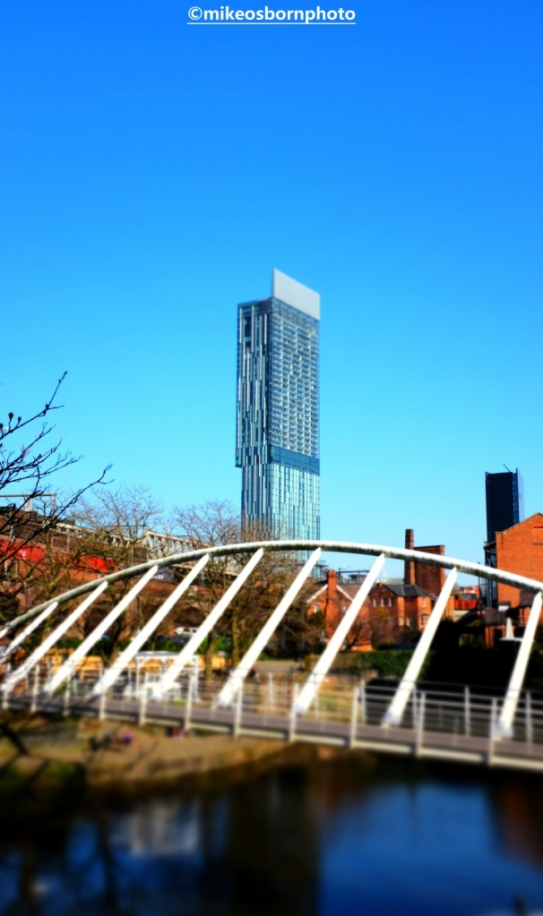 Beetham Tower and Castlefield