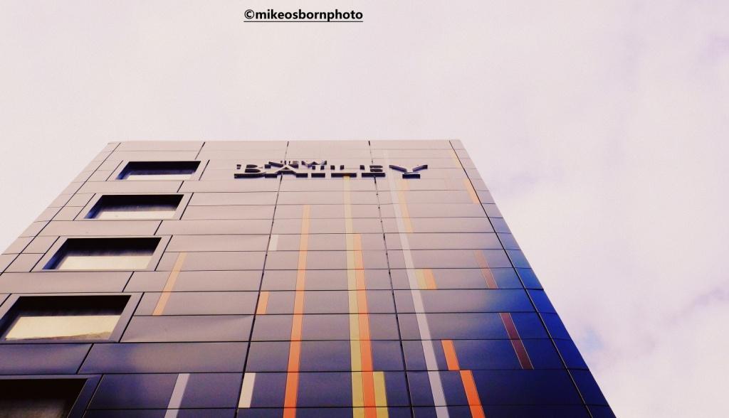 New Bailey multi-storey car park, Manchester