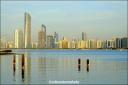 The UAE capital has an ultra-modern skyline