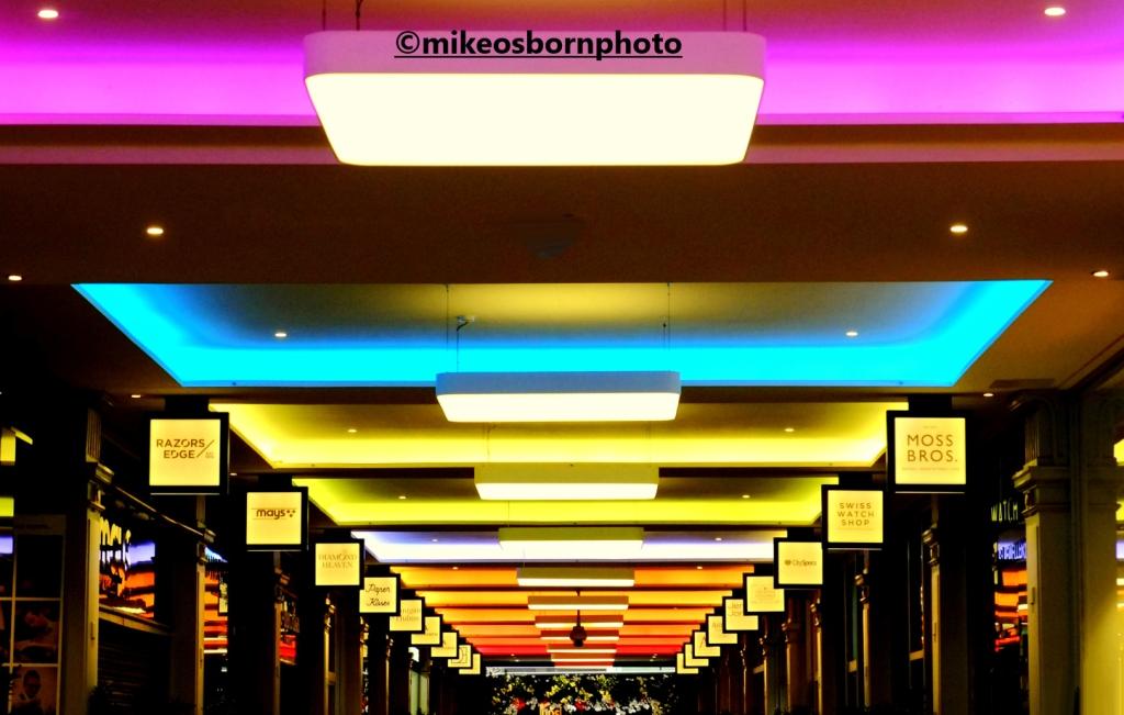 Royal Exchange Arcade, Manchester