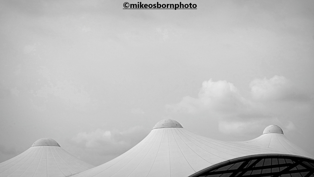 Canopy at Etihad Stadium, Manchester