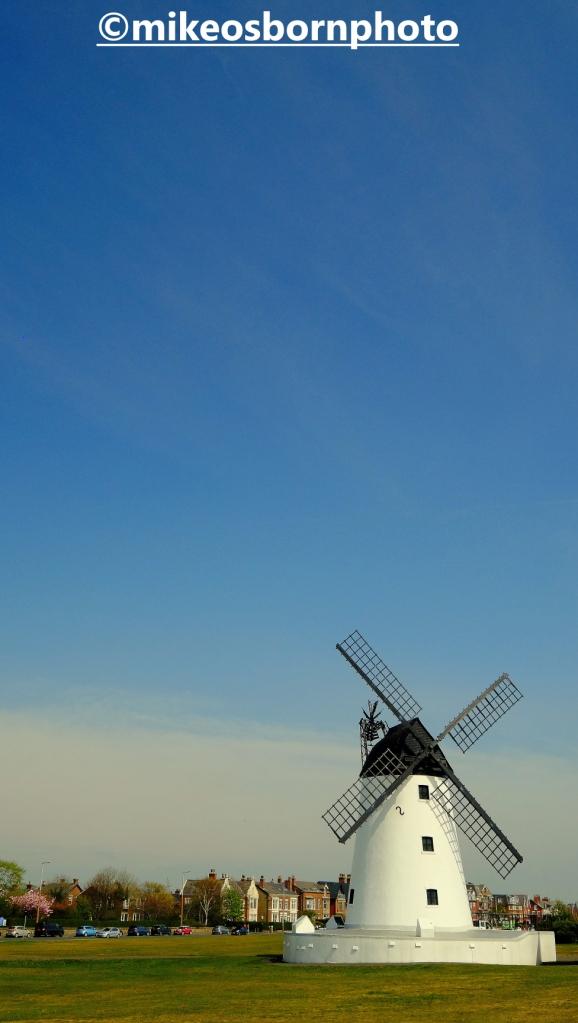 Windmill at Lytham, Lancashire