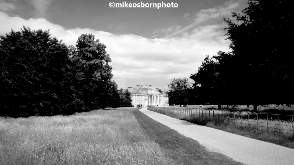 Approach to Shugborough Hall, Staffordshire