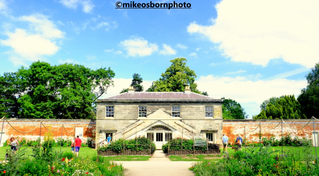 Head gardener's house at Shugborough estate
