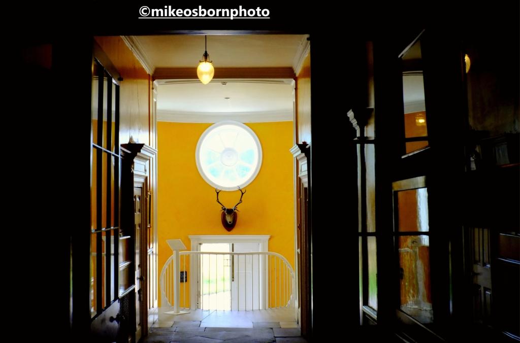 Interior at Shugborough Hall, Staffordshire