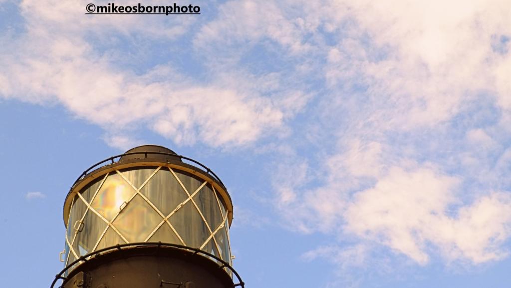 Lighthouse at Hull marina